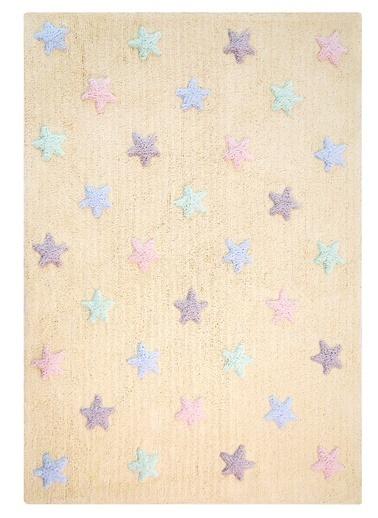 Lorena Canals Stars Halı Renkli